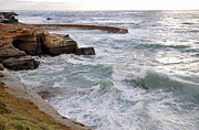 Lajolla Metal Prints - La Jolla CA Metal Print by Gandz Photography