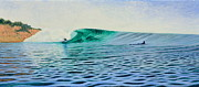 Wave Prints - La Jolla Gem Print by Nathan Ledyard