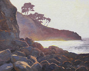 Late Originals - La Jolla Light by Anna Bain
