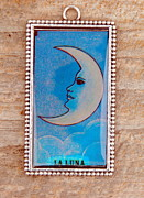 Space Jewelry - La Luna by Victoria Montgomery