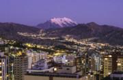 James Brunker - La Paz sunset