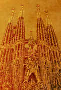 Nigel Fletcher-Jones - La Sagrada Familia