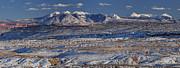 Adam Jewell - La Sal Mountain Range