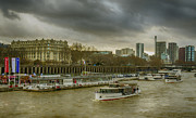 La Seine Photo Originals - La Seine by Danchi Banchi