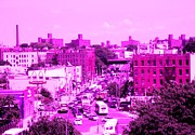 La Vie En Rose Prints - La Vie En Rose Le Bronx Print by La Culture Critique