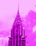 La Vie En Rose Prints - La Vie En Rose NYC Print by La Culture Critique