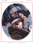 Nineteen-tens Art - La Vie Parisienne 1910s France Glamour by The Advertising Archives