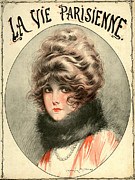 WomenÕs Art - La Vie Parisienne 1910s France Maurice by The Advertising Archives