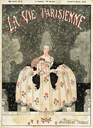 Clothes Clothing Art - La Vie Parisienne 1918 1910s France Cc by The Advertising Archives