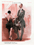 Featured Art - La Vie Parisienne 1929 1920s France Cc by The Advertising Archives