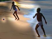 Bob Salo - Labadee Beach