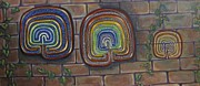 Ellen Howell - Labyrinths on a Brick...