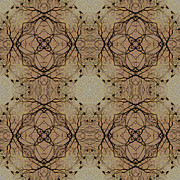 Linda  Smith - Lace Kaleidoscope Design