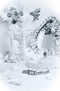 Jewellery Prints - Ladies Dressing Table Print by Christopher and Amanda Elwell
