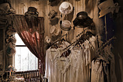 Barkerville Photos - Ladies Shoppe by Ed Hall