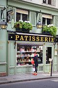 Pres Photos - Laduree Treats by Brian Jannsen