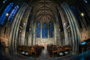 Lady Chapel At St Patrick's Catheral Print by Jerry Fornarotto