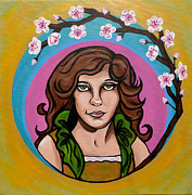 Sarah Crumpler - Lady Cherry Blossom