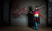 Comic. Marvel Photos - Lady Gambit  by Andreas Schneider