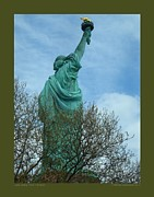 Patricia Overmoyer - Lady Liberty from the...