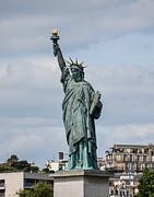 Allen Sheffield - Lady Liberty in Paris