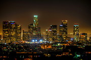 Albert Valles - Lady Los Angeles Night