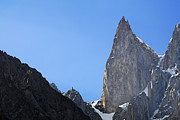 Pakistan Prints - Ladys Finger peak in Pakistan Print by Robert Preston