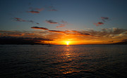 David Lee - Lahaina Sunset