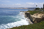 Lajolla Metal Prints - Lajolla Shores 3 Metal Print by Carol Landry