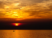 Shannon Workman - Lake Erie Sunset