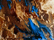 Art Buyers Prints - Lake Eyre Print by Lisa Payton
