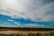 Dry Lake Photos - Lake in a Desert in Colombia by Jess Kraft
