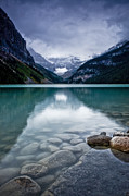 Jack Booth - Lake Louise at Dawn