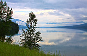 Lake Mcdonald Photos - Lake McDonald Reflections by Karon Melillo DeVega