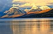 Adam Jewell - Lake McDonald Sunset