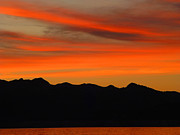 Cija Black - Lake Mead at Sunset 2