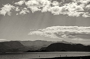 Lake Mead Nevada April 2012 Print by Joseph Duba