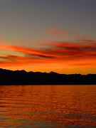 Cija Black - Lake Mead Sunset 1