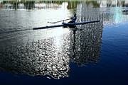 Oakland Photo Originals - Lake Merritt Morning by Juanita Hagberg