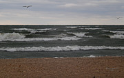 Xcape Photography - Lake Michigan Waves