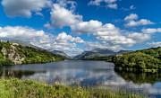 Adrian Evans - Lake Padarn