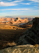 Jeff Brunton Metal Prints - Lake Powell from Alstrum Pt 02 Metal Print by Jeff Brunton