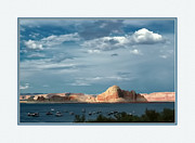 Powell River Metal Prints - Lake Powell II Metal Print by Tom Prendergast