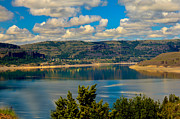 Spokane Prints - Lake Roosevelt Print by Robert Bales