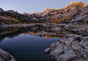 Scott McGuire - Lake Sabrina fall colors...
