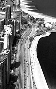 Chicago Artist Prints - Lake Shore Drive Print by John Rizzuto