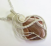 Heather Jordan - Lake Superior Agate...