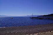 Boating Photos - Lake Tahoe #7 by J D Owen