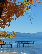 Carol Oberg Riley - Lake Tahoe Pier