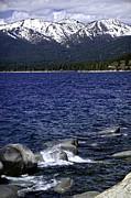 William Havle - Lake Tahoe Sand Harbor Winter